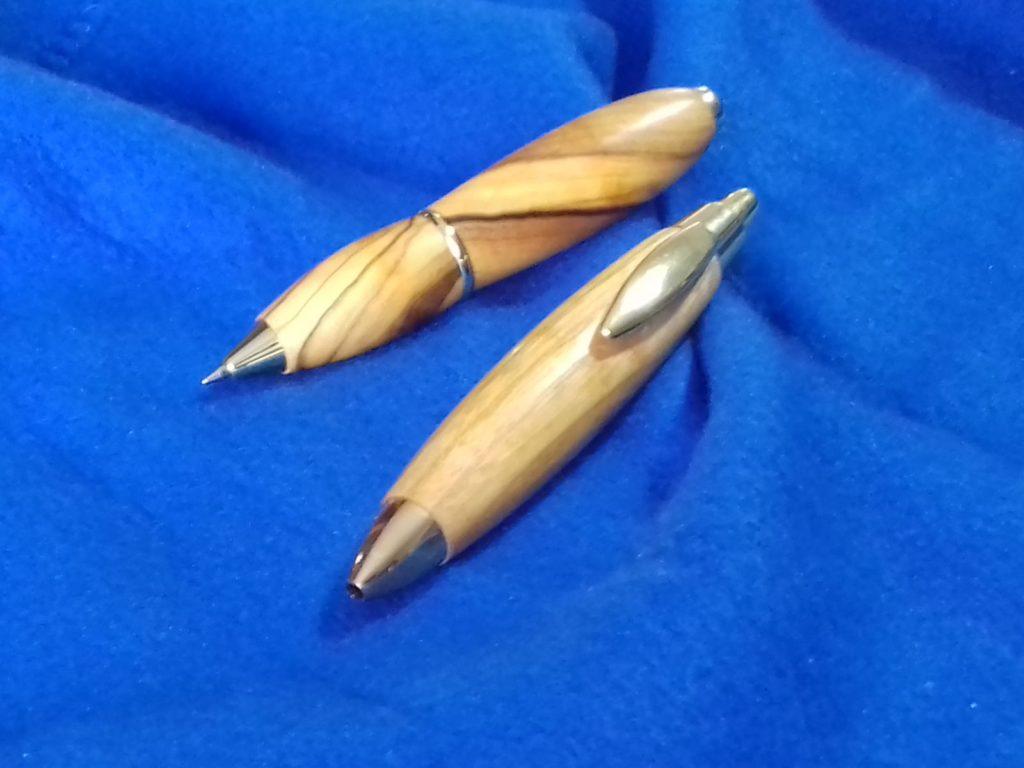 Penne in legno