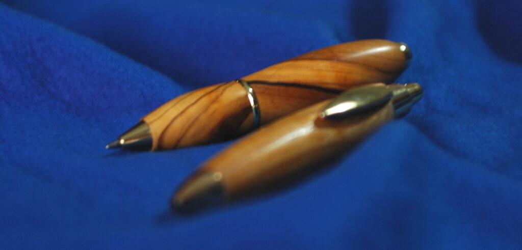 Penna in legno